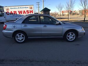 2005 Subaru Impreza RS 2.0 L low mileage
