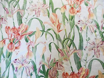 ZOFFANY FABRIC - GENEVA  COTTON CHINTZ