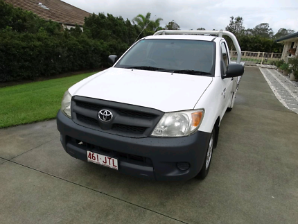 Driver and ute for hire
