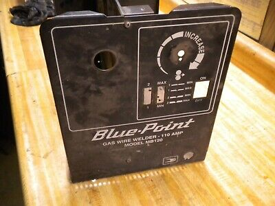 Snap-on Blue-point Gas Welder Mb120 Main Case Frame