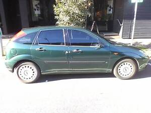 2004 Ford Focus Hatchback Southbank Melbourne City Preview