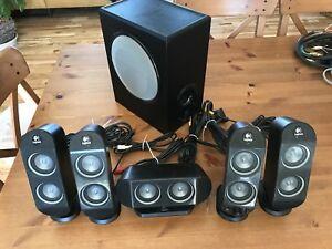 Haut-parleurs Logitech X-530