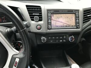 2012 Honda Civic Si with GPS