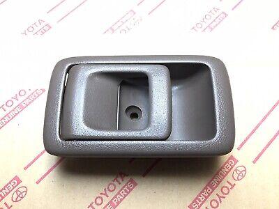 Genuine OEM Toyota Prado 4Runner 1996-2002 OAK Inner door handle trim LEFT for sale  Shipping to Canada