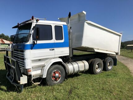Wanted: 450hp SCANIA TIPPER 1988