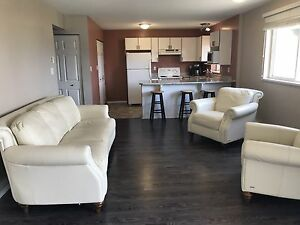 2 bedroom  centrally located duplex available July 1st