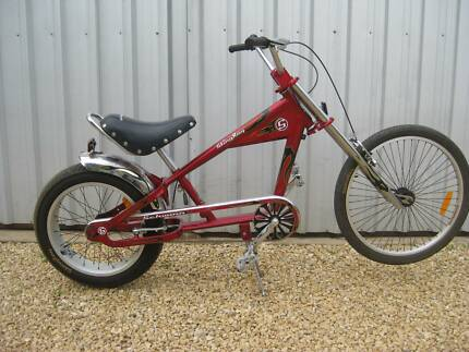 Schwinn Stingray Chopper Bicycle Project Lewiston Mallala Area Preview