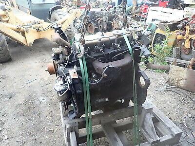 Perkins 4.203 Diesel Engine Good Runner 4-203 Massey Tractor Crane New Holland