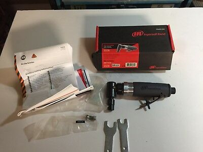 Ingersoll Rand Right Angled Air Die Grinder 302b New