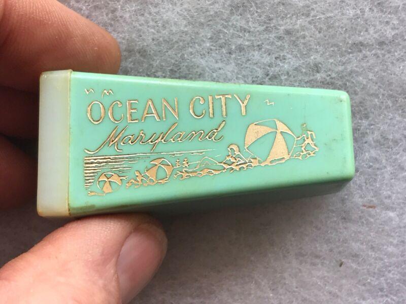 Ocean City, Maryland Vintage Beach Scene Viewer