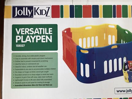 Wanted: Jolly Kidz Playpen