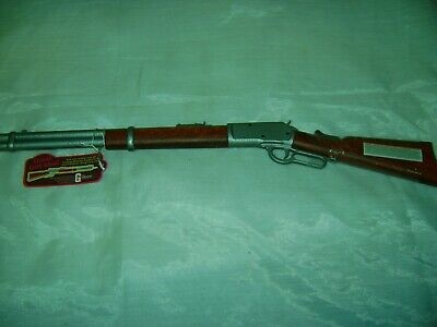 GIBSON LEVER ACTION RIFLE BARBEQUE -