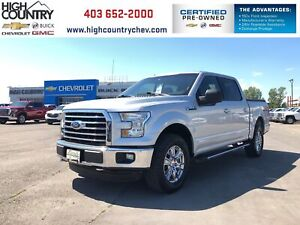 2015 Ford F-150 2015 Ford F-150 - XLT, SUPERCREW, 5.0 LITRE, 4X4