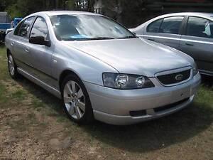 Excellent Condition - 2004 Ford Falcon Sedan see images/descripti Kensington Bundaberg Surrounds Preview