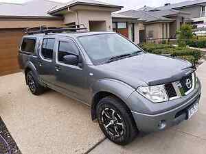 2012 NISSAN NAVARA D40 RX DIESEL TURBO Cranbourne Casey Area Preview