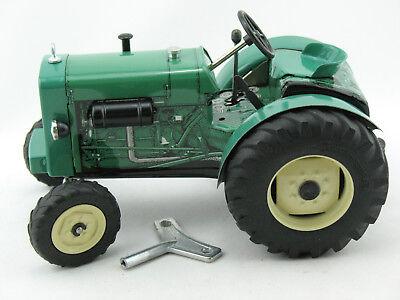 Blechspielzeug Traktor MAN AS 325 A von KOVAP 0355