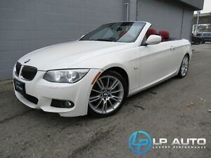 2011 BMW 335i Cabriolet! M Sport! Navigation! Easy Approvals!
