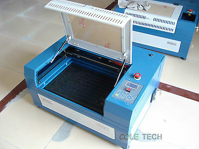 60w Co2 Laser Engraverrotaryhoneycomb Table By Air Express 5-7days Delivery