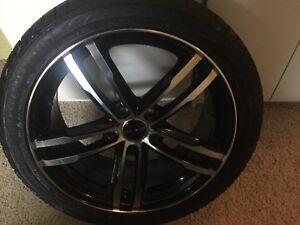 Winter tires 245/40/18 Nokian HakkappeLiitta R2