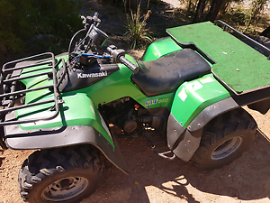 Kawasaki quad bike Leschenault Harvey Area Preview