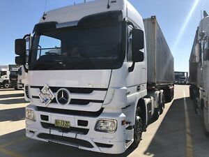 2010 Mercedes Actros 2648 Only 583000 kms