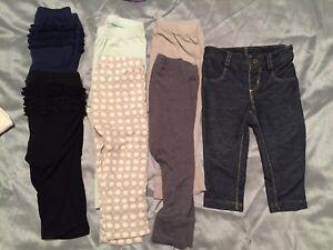 6-12 mth pants
