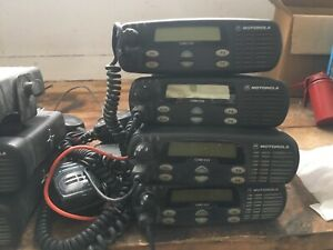 Two Way Radios - Work great in vehicles. Mics included!