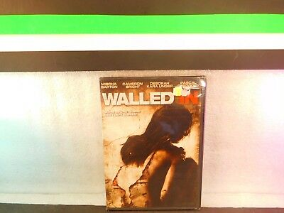 Mischa Barton    Walled In   On Dvd New Sealed