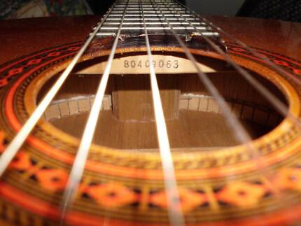 Acoustic Yamaha Guitar - Nylon Strings Maryland 2287 Newcastle Area Preview