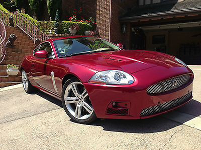 Jaguar : XKR Base Coupe 2-Door 2008 Jaguar XKR