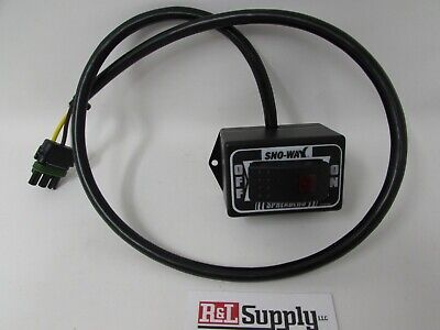 Sno-way On Off Salt Spreader Controller Tailgate Spreaders Only 96105793