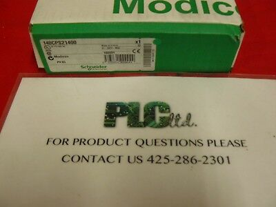 140cps21400 Modicon New Sealed Pwr Sply 140-cps-214-00