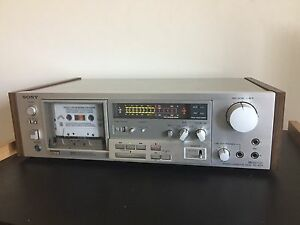 Sony TC-K71 3 Head Stereo Recording Cassette Deck