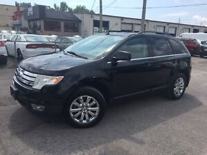 2008 Ford Edge limited. AWD. DVD. GPS.