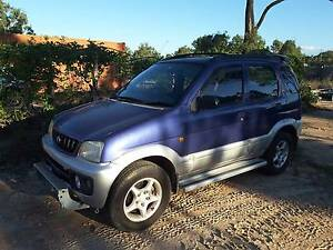 2001 Daihatsu Terios Wagon Bluewater Townsville Surrounds Preview