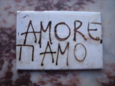Magnet, Amore Ti Amo, Liebeserklärung, Italienisch