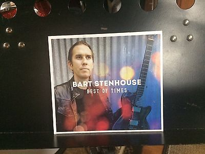 Best Of Times - Electric Jazz Album by Bart Stenhouse