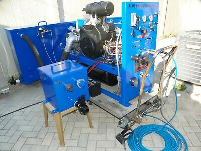 Truck Mount Carpet Cleaning Machine Extractor Blue Baron Compact 45