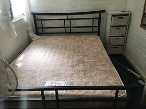 Double bed & mattress Mount Hawthorn Vincent Area Preview