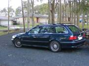 2000 BMW 528I Touring Wagon Individual. All options 217Ks Mardi Wyong Area Preview