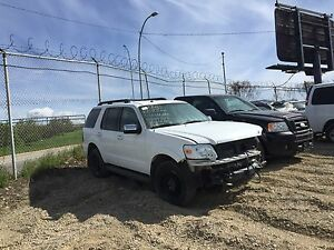 2010 Ford Explorer for parts