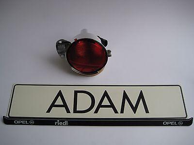 Unten Auge (Nebelleuchte Nebelschlussleuchte links rot original Adam vom Opel Händler)