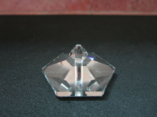 "SWAROVSKI Crystal City Interesting Find ""Fountain"" RARE"