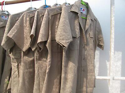 Lot 50 Flying Cross Tan/Khaki Military Police Uniform for Women or Men