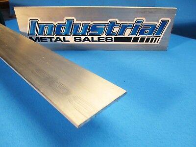 18 X 2 6061 T6511 Aluminum Flat Bar X 12-long--.125 X 2 6061 Mill Stock