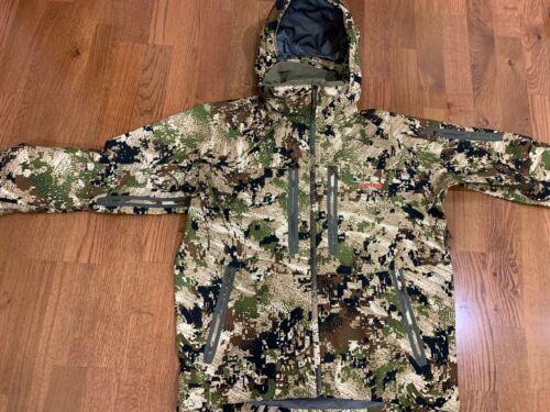 Sitka Cloudburst GoreTex Jacket Subalpine  Large