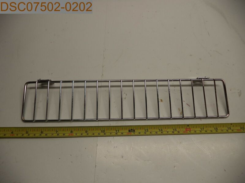 "QTY = 50: High Dividers, 15"" x 3"", 9924019083, Chrome, 037193126583, R16-3-15-RD"