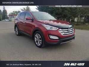 2013 Hyundai Santa Fe Sport 2.0T SE Heated Leather Seats   AWD