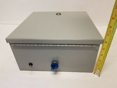 N1c121206 Hubbell-wiegmann Enclosure Electrical Box Metal 12x12x6 In Hxwxd