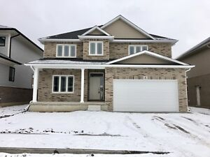 Brand new 4 BR 2.5 Bath house for rent